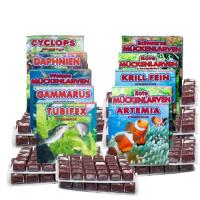 Korallen-, Bakterien- & Fischfutter