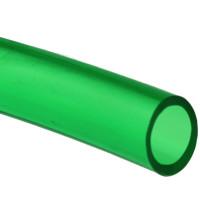 PVC Schlauch Grün transparent