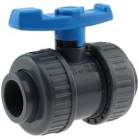 PVC-U Kugelhahn Allround 50mm