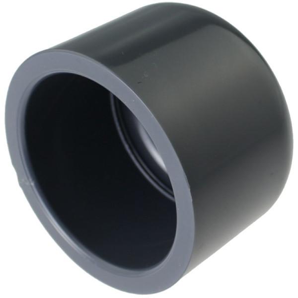 PVC-U Klebekappe 50mm