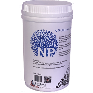 NP-Minus Bio Pellets 500ml
