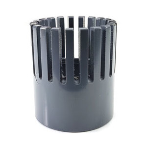 PVC Rohrkamm 50mm