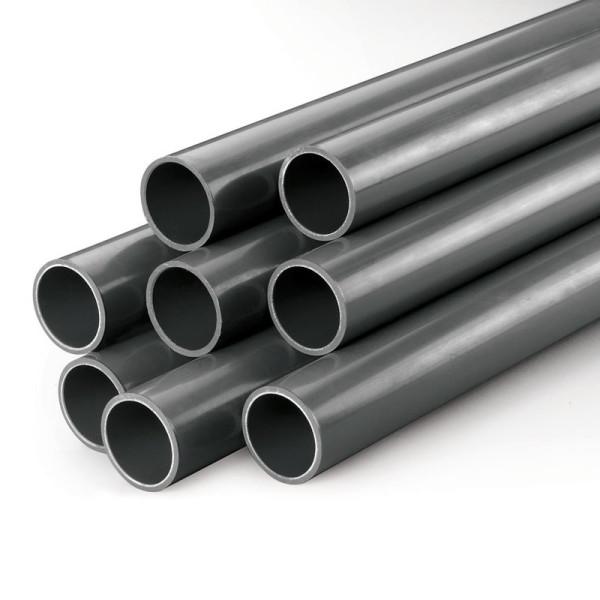 PVC-U Rohr 40mm/Meterware