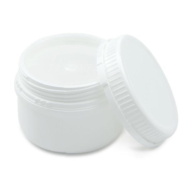 Kunststoff Schraubdose UN 250 ml mit Originalitätsverschluss und Abdichtplombe