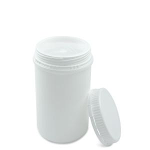 Kunststoff Schraubdose UN 1000 ml mit...
