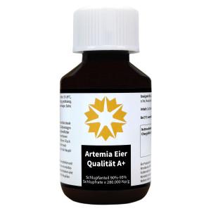 Artemia Eier A+ Qualität >280.000 Npg 50g